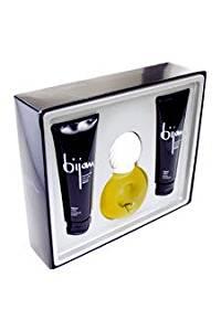 Bijan by Bijan for Men - 3 pc Gift Set 2.5 oz EDT Spray, 4.0 oz Moisture Balm and 4.0 oz Body Shampoo