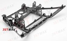 JSTMAX Car DVD CD Radio Fascia Panel Face Plate for HYUNDAI Sonata, i-45 (YF)  (Comfort Type) Stereo Facia Trim Dash CD Kit