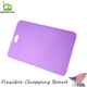 Good cutting board scale kitchen plastic chopping board
