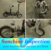 Electric Scooter Quality Inspection / Quality Slogan / Comprehensive Quality Inspection Report