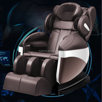 Full Body Kneading and Vibrating Massager Electric Full Body Simple Cheap Relax Massage Chair