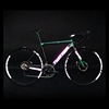 China manufacturer 700C 55cm PHANTOM OFF Road Thro axle XC aero disc brake road bike