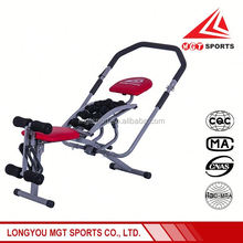 2016 New Fashion ab slider exercise equipment machine fitness exercise ab wheel