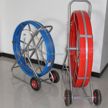 12mm*200mm fiberglass duct rod, Pultrusion machine made duct rodder