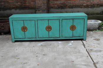 Chinese Antieke Tv Kast.Chinese Antieke Blauw Zes Deur Tv Kast Buy Chinese Antieke Blauw