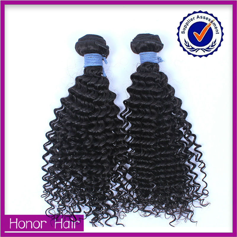 Cheap wholesale high quality 100% human hair beautiful hair extensions children