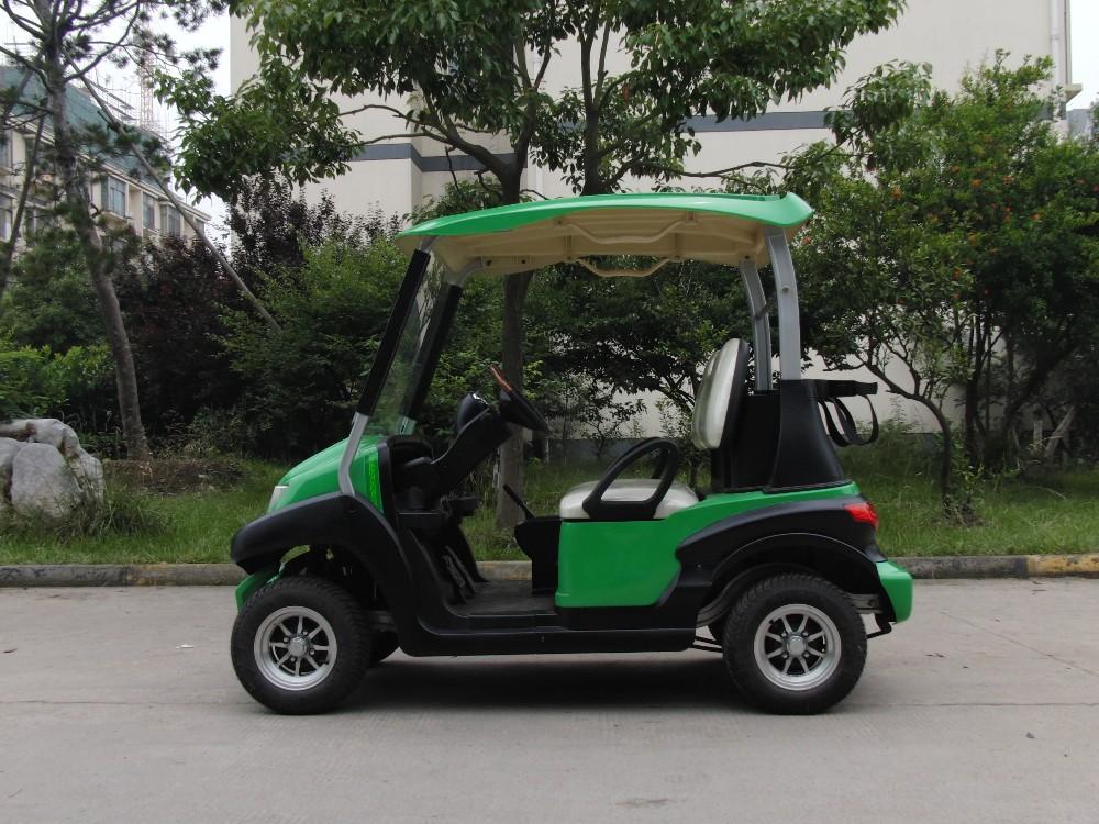 Chinese Golfkarretjes Gehandicapten 2 Persoon Elektrische Golfkar