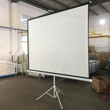 Best Quality Tripod Screen Projection Screen For Outdoor Home Theater