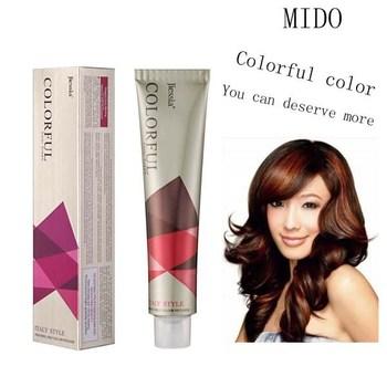 Professional Color No Ammonia No Peroxide Hair Dye - Buy Hair Dye ...