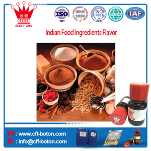 Indian Food Ingredients Flavor