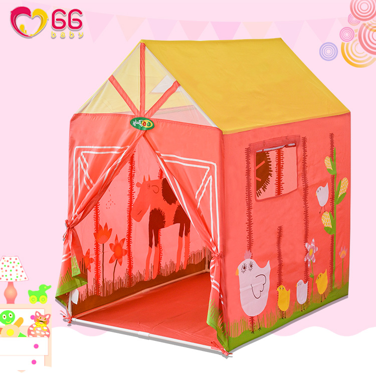 Princess Castle Girls Dream Play House Children Tents kids tent children play house