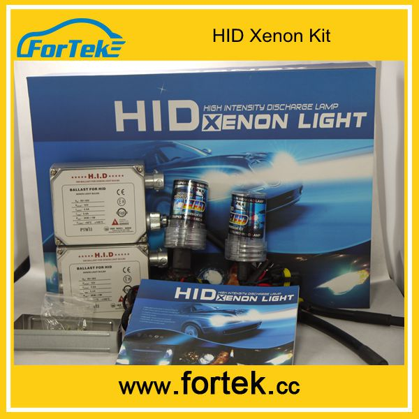 China ATV Auto Spare Parts HID Light Xenon Canbus Kit H3 AC For Germany Used Car MBW 35W/55W/75W/100W
