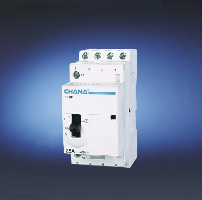 EKMF High Quality 4P CE and CB Approval Modular Contactor