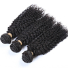 MS Jerry Curly Virgin Remy Cuticle Aligned Hair Unprocessed Malaysian Human Hair Weave Bundles 8A Grade Malaysian Hair