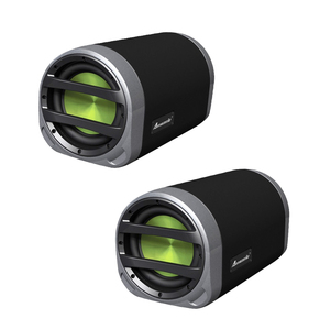 "2018 Hot Product 10"" Active Car Speaker 360w Car bass tube"