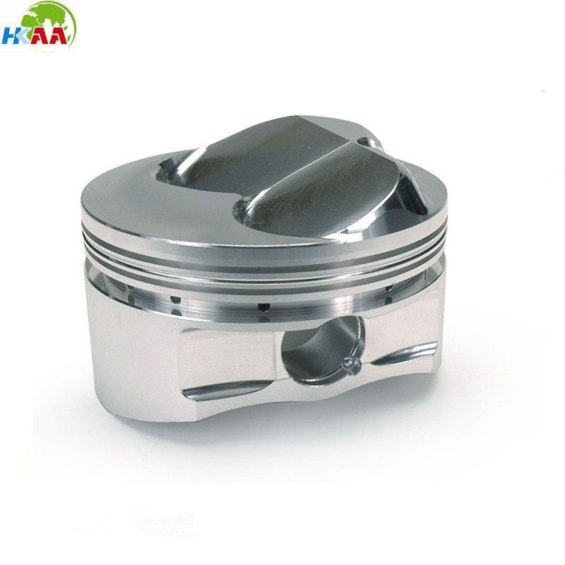 Top quality CNC milling custom aluminum car piston as your design
