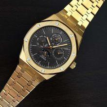 Мужской ремешок для часов DIDUN, Роскошные автоматические механические часы для мужчин, люксовый бренд, мужские спортивные военные наручные ч...(Китай)