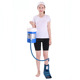 Continuous compression therapy foot rehabilitation physiotherapy equipment