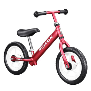 Made In China First Bike Cheap Aluminum Alloy Kids Balance Bike For Children/Net Weight 1.9 kg Ride on Bike children bicycle
