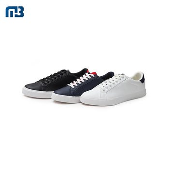 Factory Wholesale Customized Multicolor Comfortable Mens Pu Leather Casual Shoes