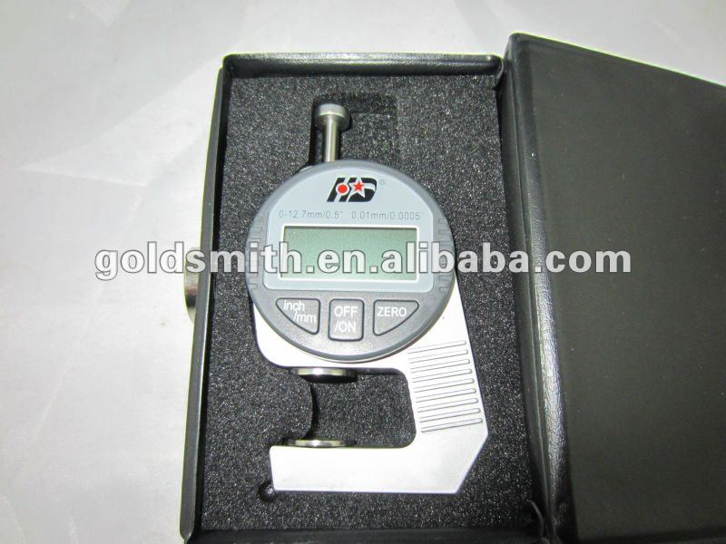 Digital Diamond Gauge,steel Thickness Gauge, Micrometer Caliper