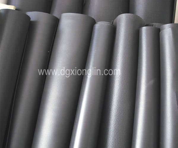 PVC film for shoes