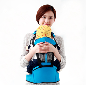 2019 New Style Breathable 360 Newborn Baby Carrier