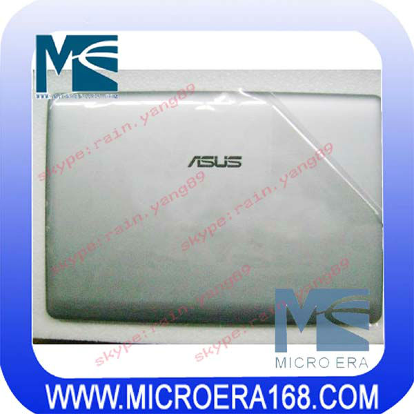 laptop lcd back cover for asus EPC 1215 silver