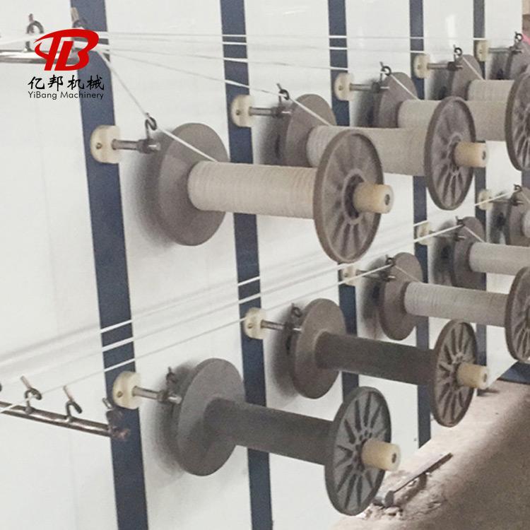 Datar benang filamen ekstrusi pp pita menggambar plastik mesin ekstrusi dengan kualitas tinggi