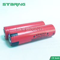 Made in Japan Sanyo 18650 GA 3500mAh 10A 3.7v li-ion battery for electric bike