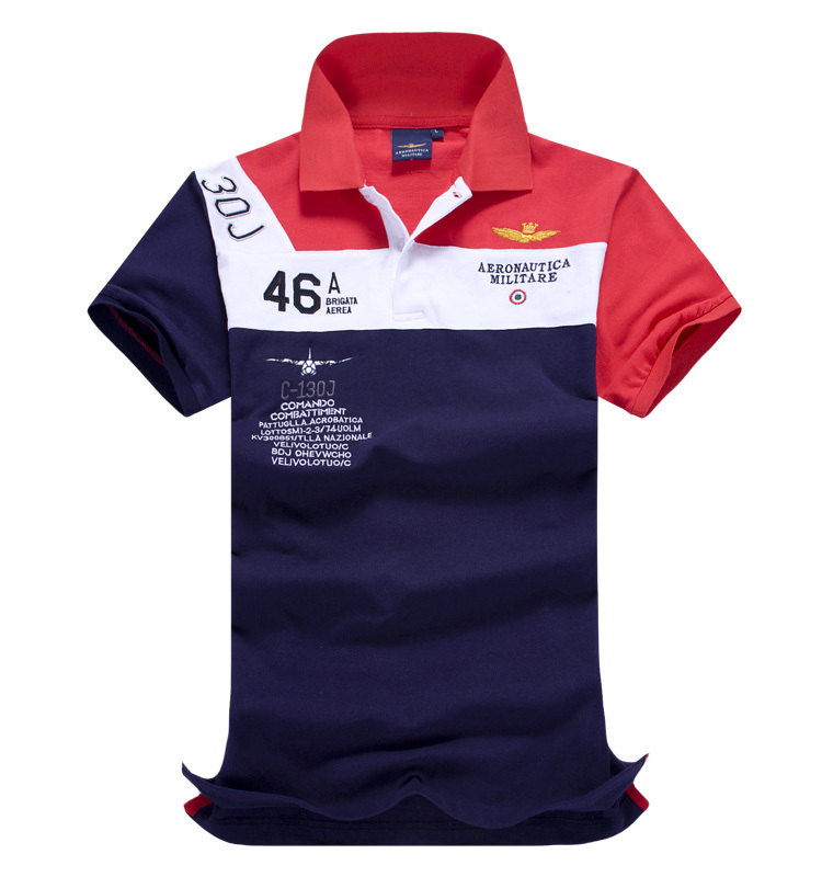 6721468c4 Get Quotations · 2015 brand men's polo horse ball solid man's shirt 100%  cotton short-sleeved shirt