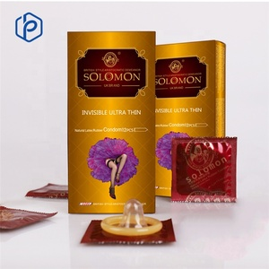Wholesale Male Latex Custom condoms with high quality