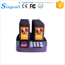 Great Discount Wireless KFC Coaster Pager for Restaurant and Food Court