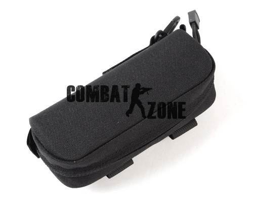 ROGISI Outdoor tactical Camo 1000D Durable Nylon MOLLE Shockproof Sun Glasses Pouch Box Case ACU 3Color Free Shipping