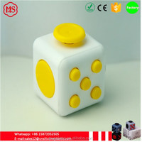 Factory Price Pressure Reliever Dice Fidget Cube For Kids/ Adults At Home/ Work /Class