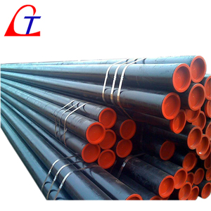 China Good Quality Large Diameter Seamless Steel Pipe ASTM A106 B Asian Tube