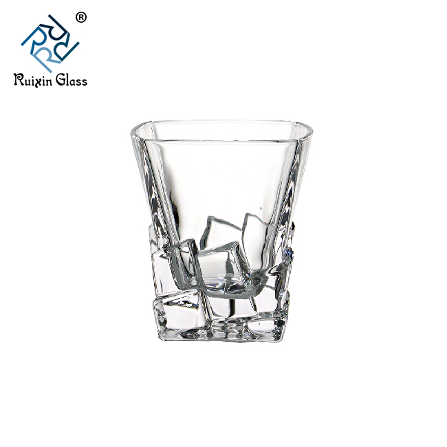 Classic wholesale whiskey glasses,whiskey shot glasses,8 oz shot glass supplier