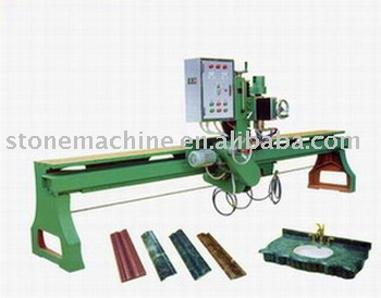 stone edge profiling machine