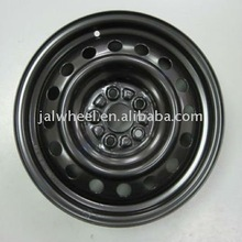 16x6.5'' Black Steel Rim of MDX 2012 for Canada Market