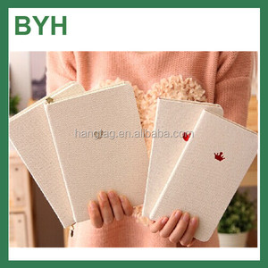 2015 A6 High Quality Stylish soft cover notebook