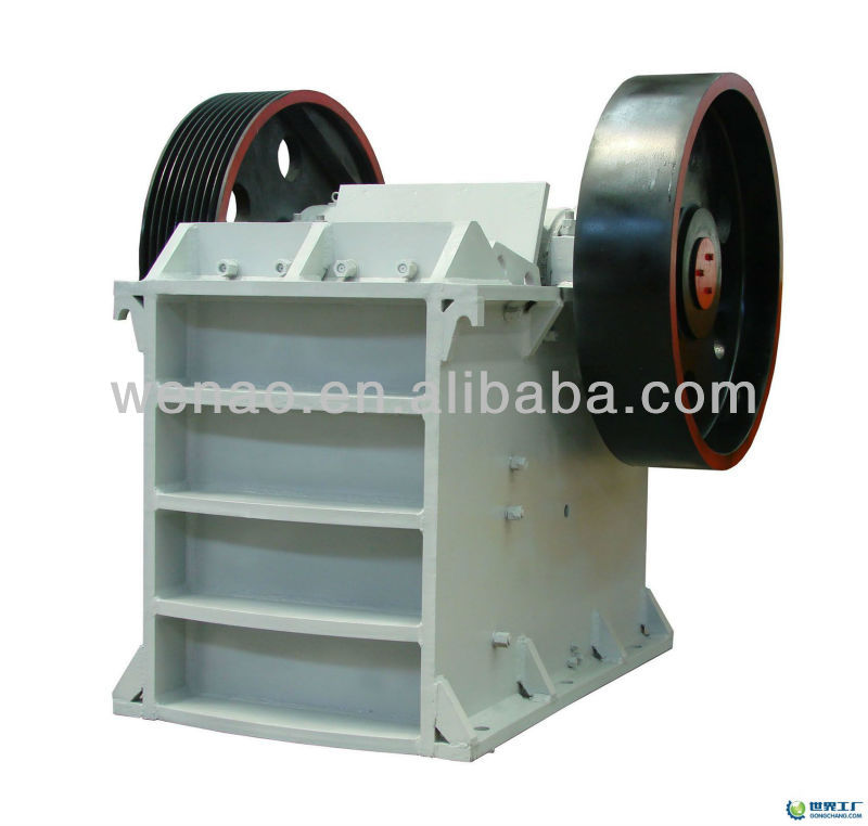 sell new PE-800*1060 jaw crusher in different production line
