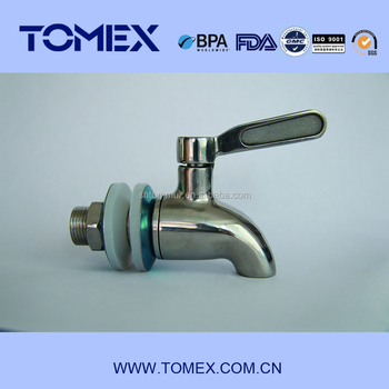 China Faucet Factory Supply Beverage Dispenser Spigot Stainless ...