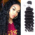 Sell Russian Brazilian Loose Deep Wave Hair Bundles With Lace Front Closure