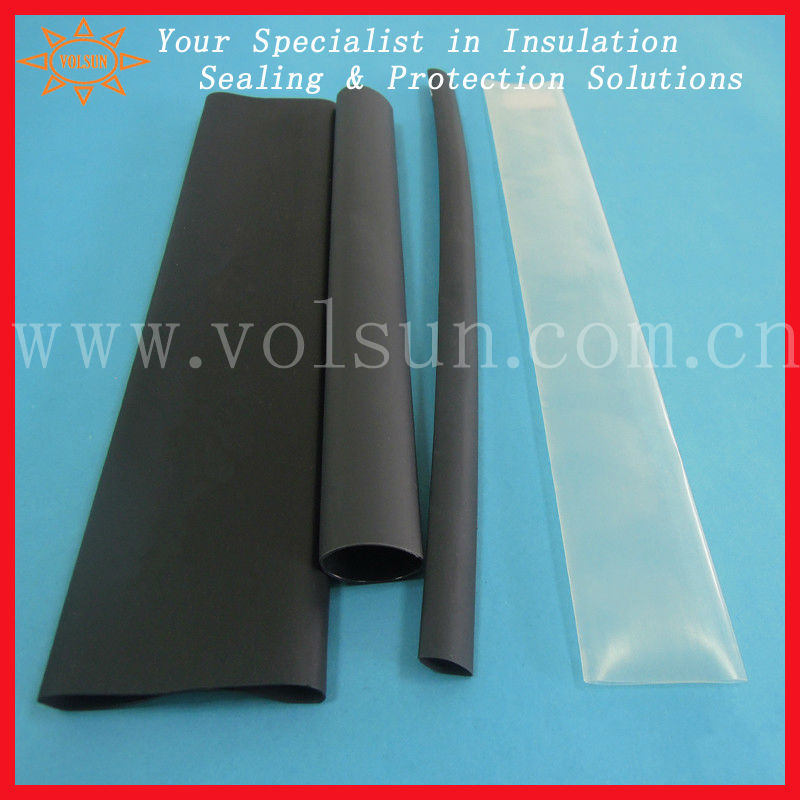 High quality adhesive lined hongshang heat shrink tube