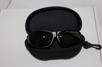 Good Price Laser Eye Glasses Protective scratch resistant safety glasses en166 with factory price