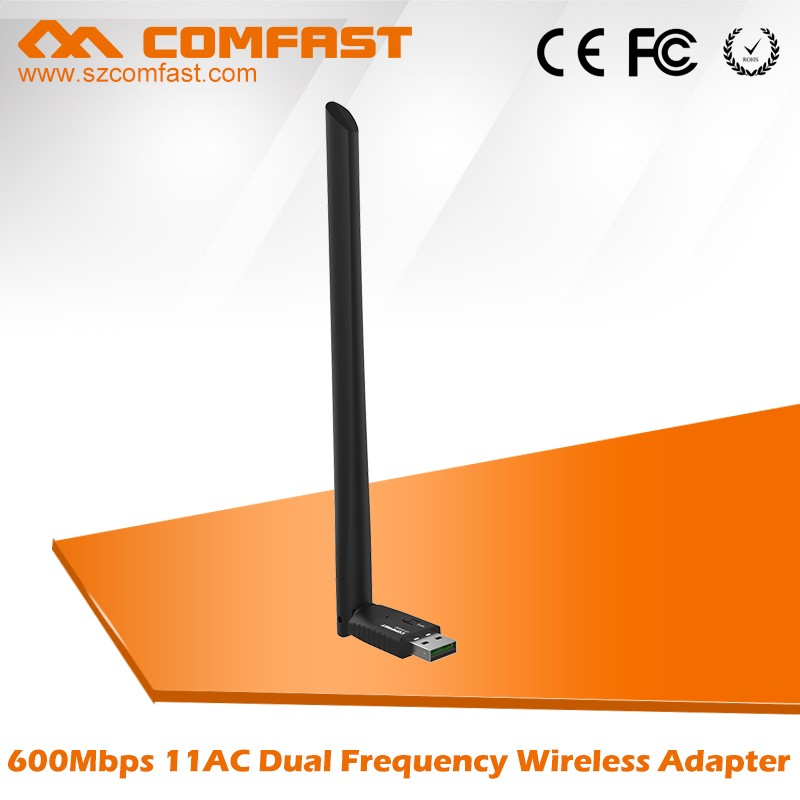 Top selling Brand COMFAST CF-916AC Mini Wireless USB Adapter and Mini Network Card Wireless products