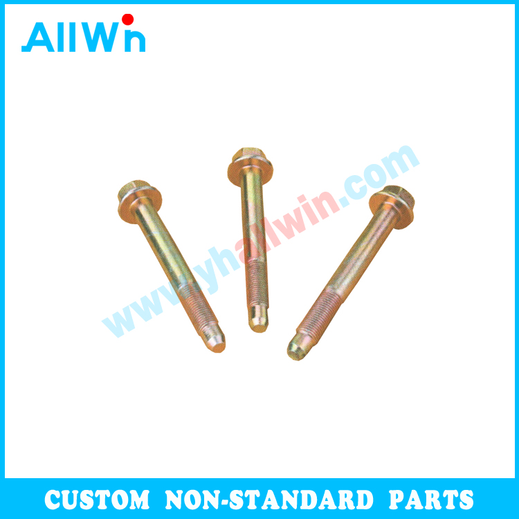 Custom hardware Lower price Anchor Fasteners Screws Hex Flange Bolts and Nuts Screws Fasteners