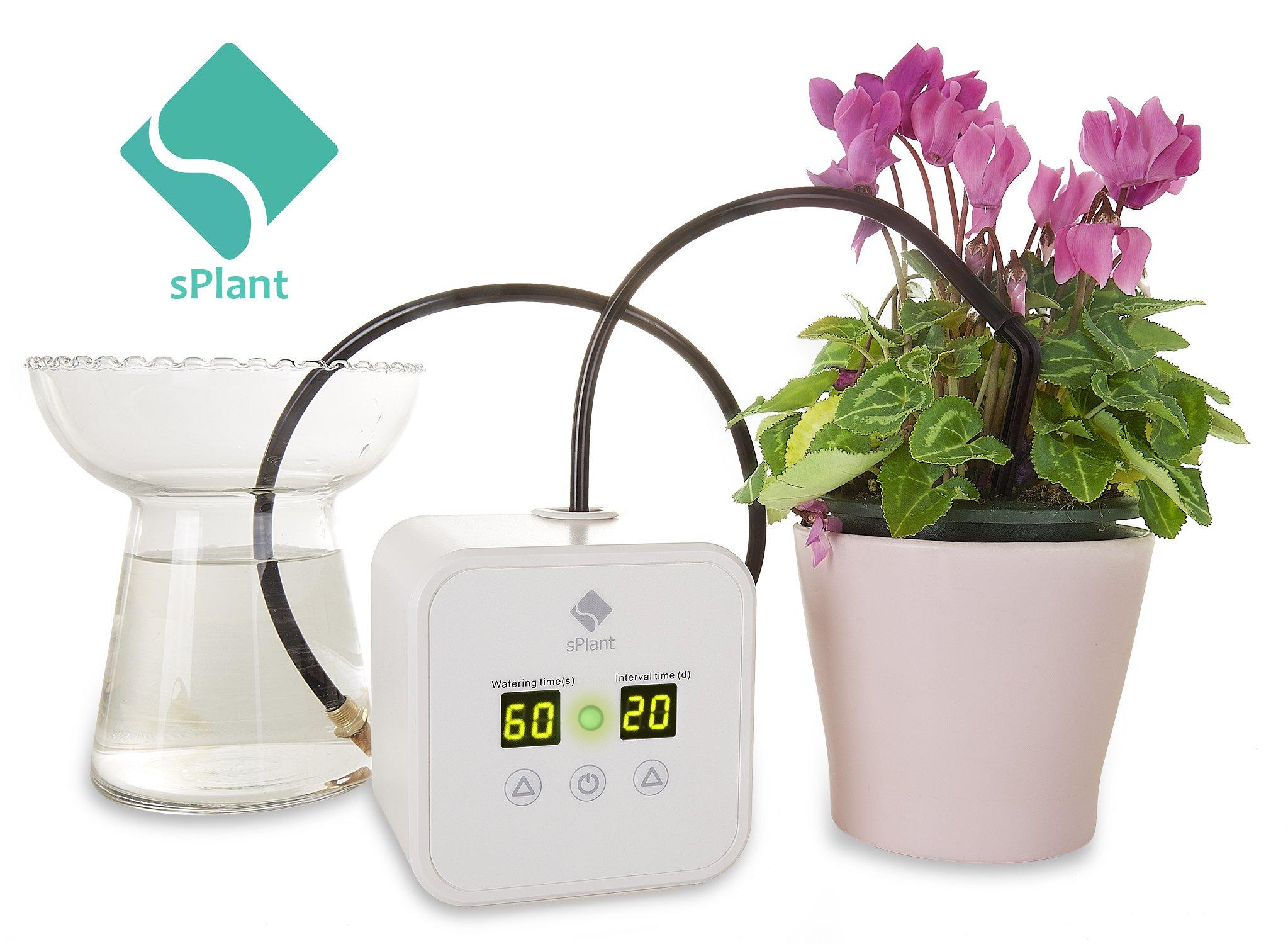 192 & Buy sPlant Drip Irrigation Kit Self Watering System Auto ...