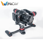 Wewow Top technology 3-axis handheld gimbal stabilizer compare with DJI Ronin gimbal