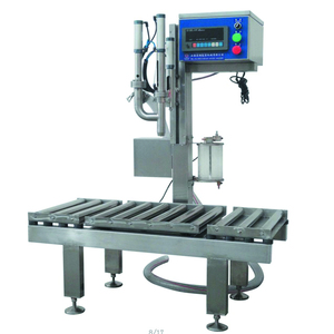 High speed painting weighing filling machine